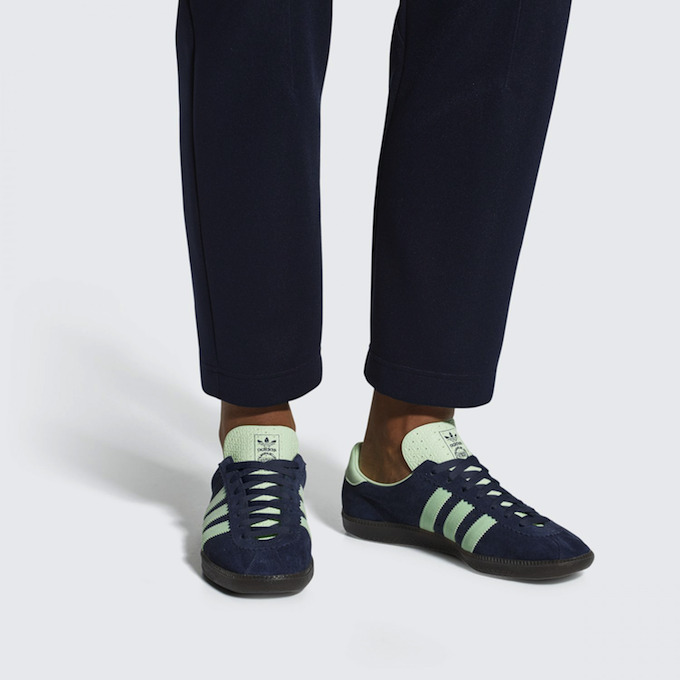 adidas Padiham SPZL (Night Navy / Mist Jade / Night Navy)