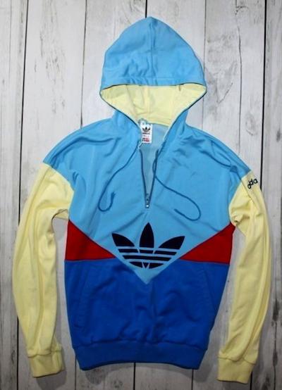 adidas Colorado hooded Top (1980s)