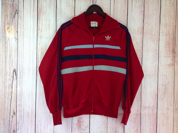 adidas First Ventex Track Top (1980s)