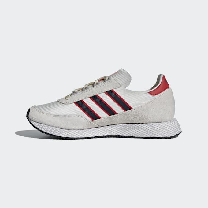 Glenbuck SPZL Shoes (Clear Brown / Off White / Clear Granite)