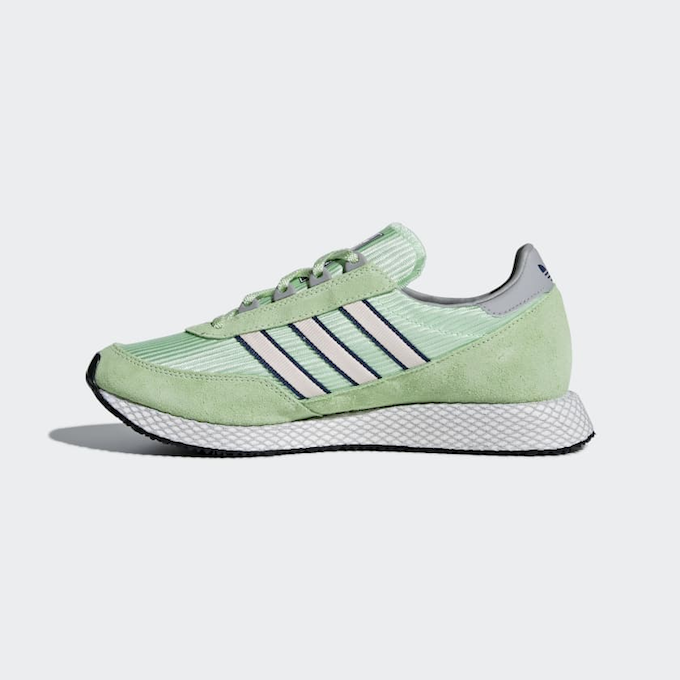 adidas Glenbuck SPZL (Mist Jade / Icey Pink / Black)