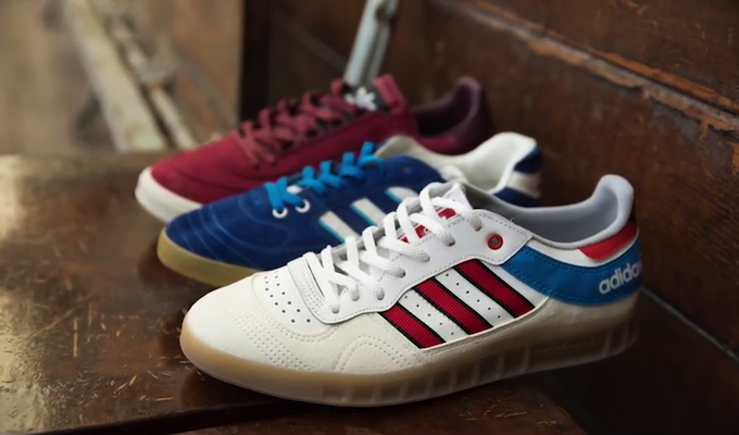 adidas SPEZIAL SS18 Drop 2 Footwear with Gary Aspden