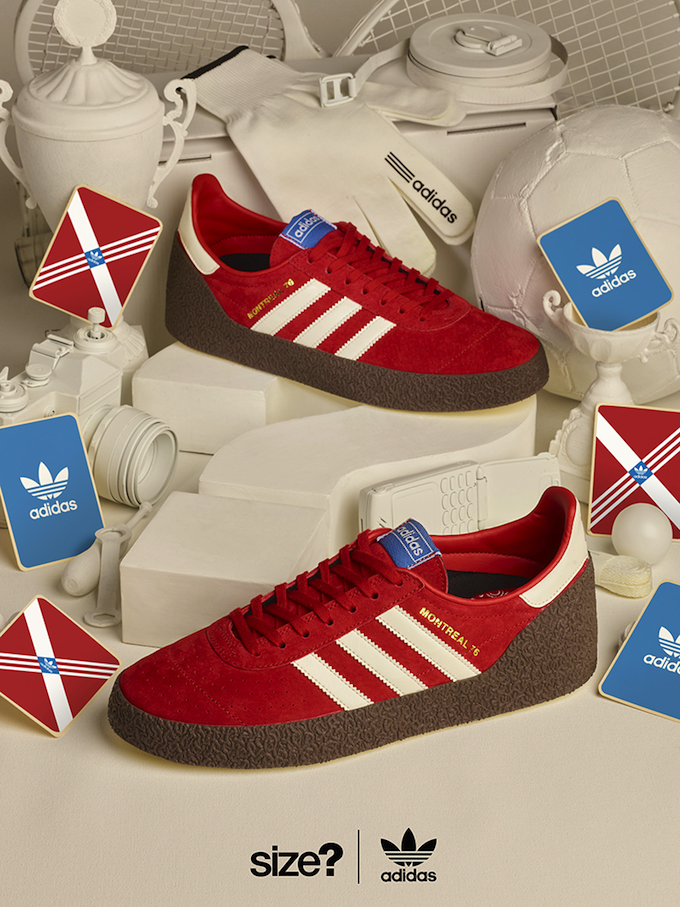 adidas Originals Archive Montreal 76 – size? Exclusive