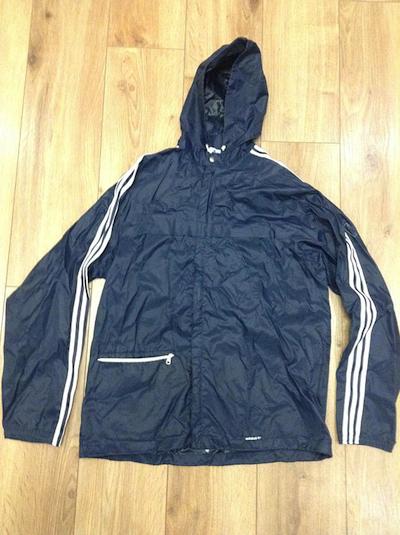 Adidas ventex rain jacket (1980s)