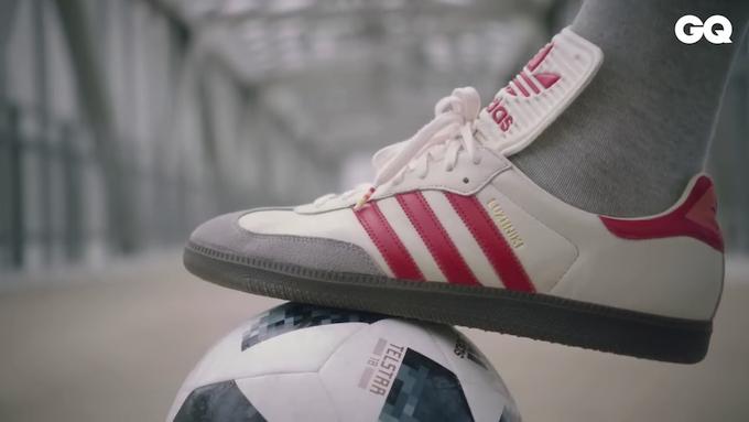 "adidas Samba Classic ""Luzhniki"""