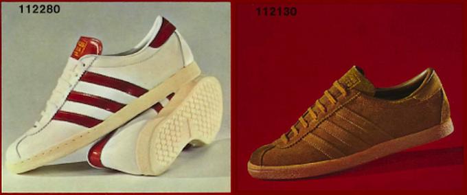 adidas Sierra and Tobacco