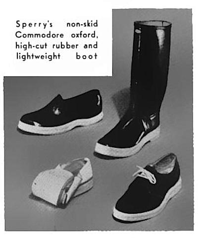 Sperry Top-Sider Klingtite