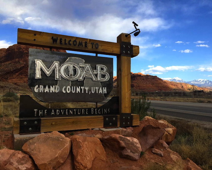 Welcome to Moab