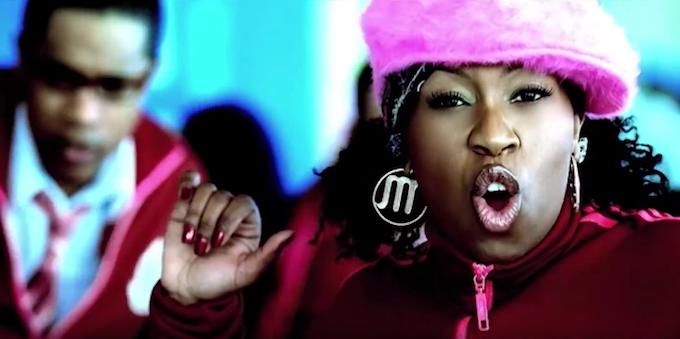 Gossip Folks / Missy Elliott (2002)