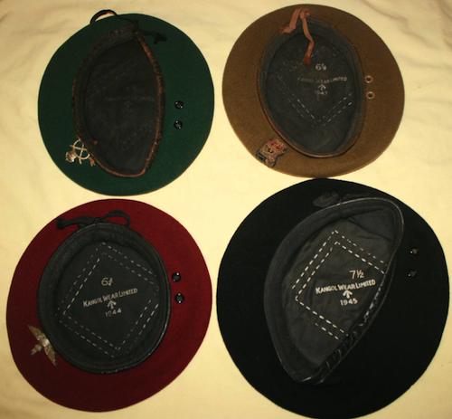Kangol wear limited berets (kangol)
