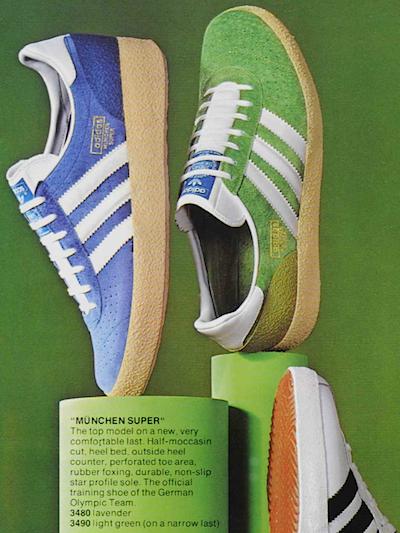 adidas Munchen Super (1974)