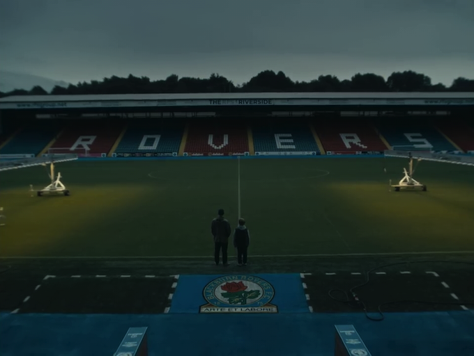 Ewood Park is the home of Blackburn Rovers Football Club