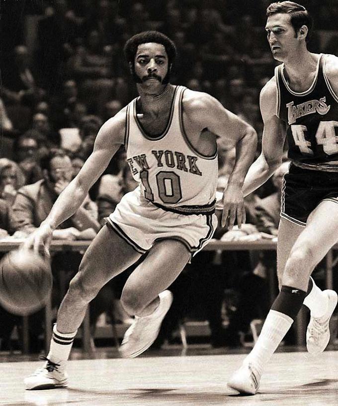 Walt Clyde Frazier NBA finals 19700508