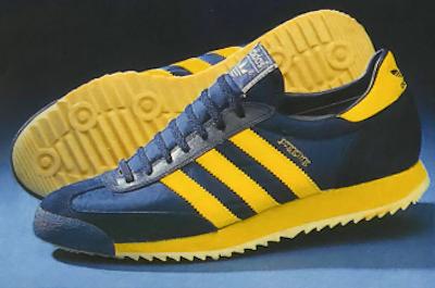 adidas Jogging marine/citro (1979)