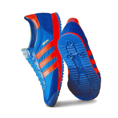 adidas Jogging (marine/rot)
