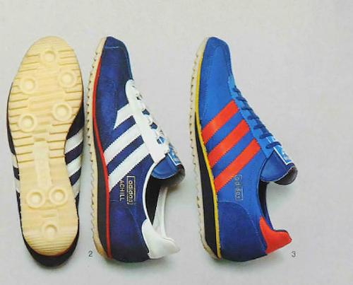 adidas Sao Paulo and Achill