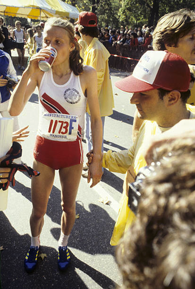 Grete Waitz, 1978 New York City Marathon