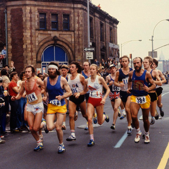 Grete Waitz, 1979 New York City Marathon