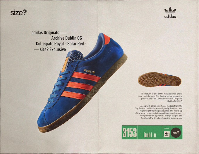 adidas Originals Archive Dublin – size? Exclusive