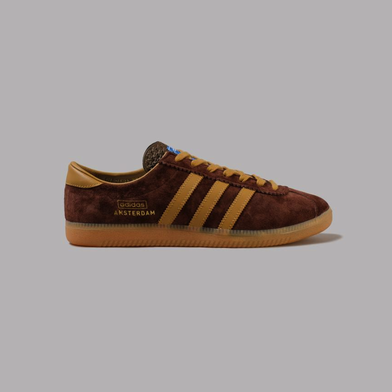 adidas Amsterdam Dust Rust / Brown / Mesa (2020)