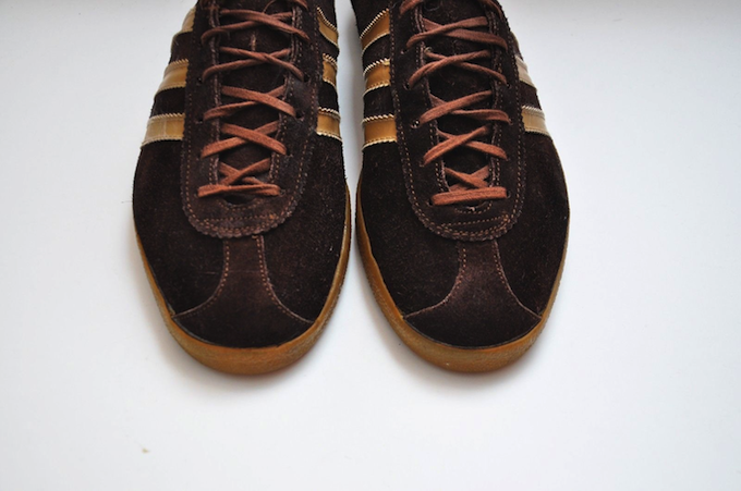 adidas Amsterdam vintage Made in West Germany (1970s)