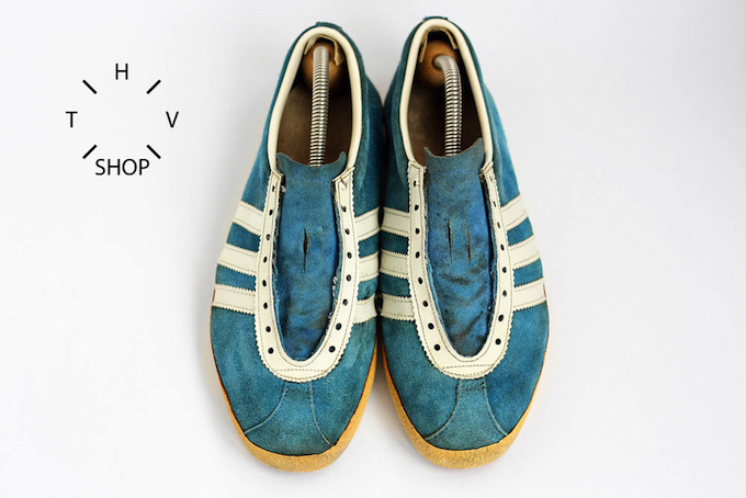 Vintage Adidas Athen (Made in West Germany 1968-1969)