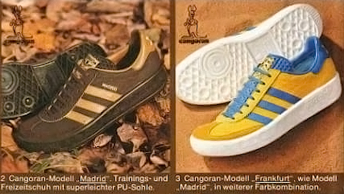 cangoran-Modell Madrid and Frankfurt (1977)