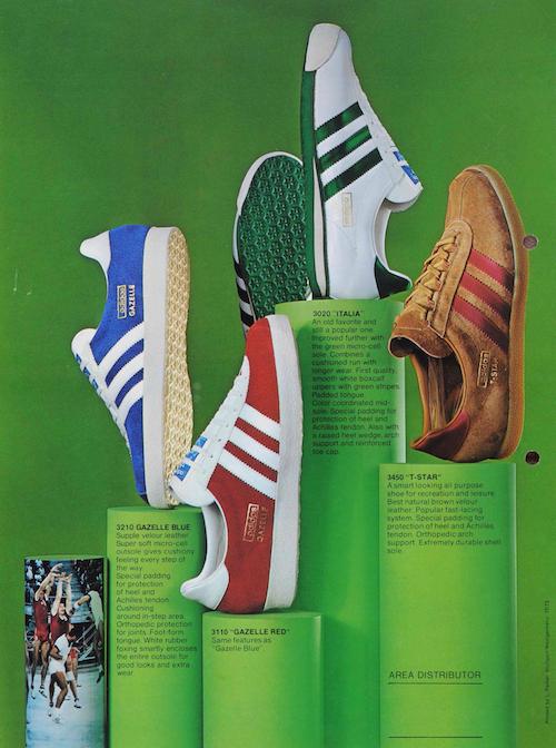 adidas Catalog (1974)