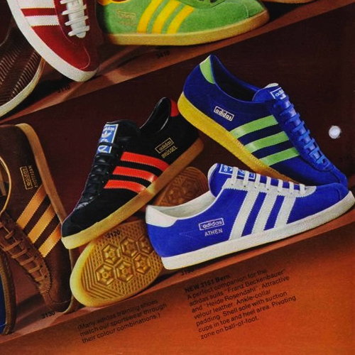 adidas German catalog (1974)