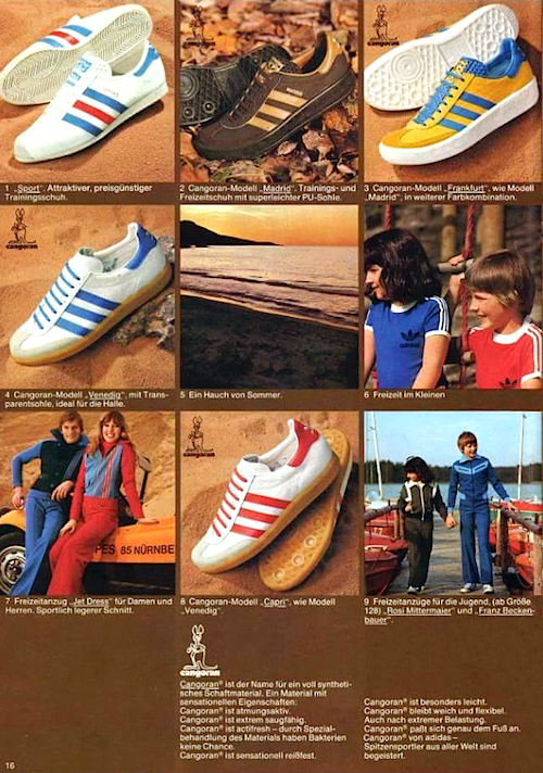 adidas German catalog (1977-1978)