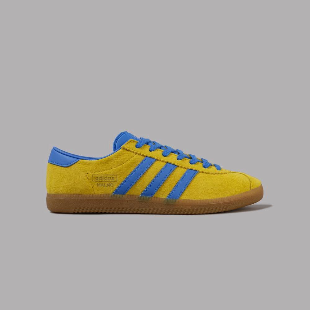 adidas Malmo (Active Gold / Bluebird / Gold)