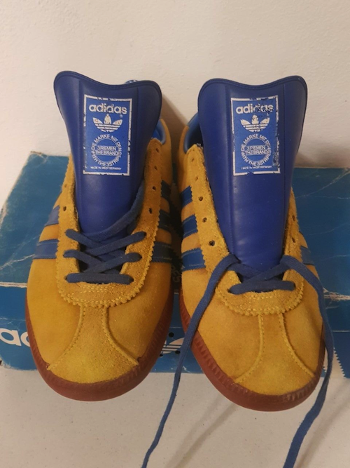 adidas Malmo (UK 8, West Germany)