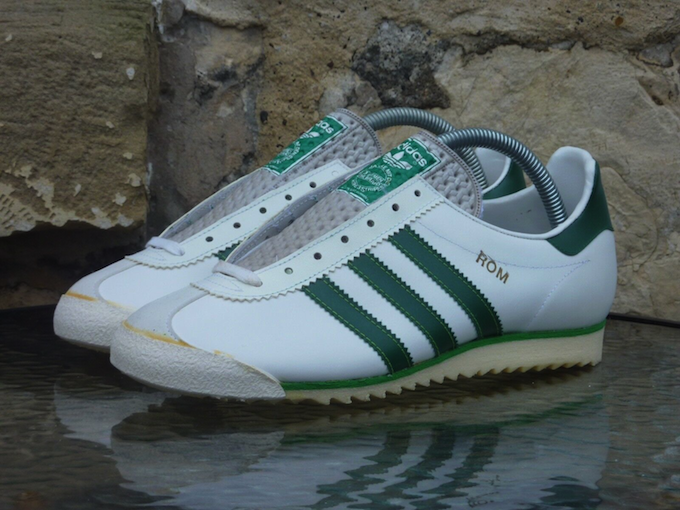 adidas Rom Made In West Germany Police Issue 70s
