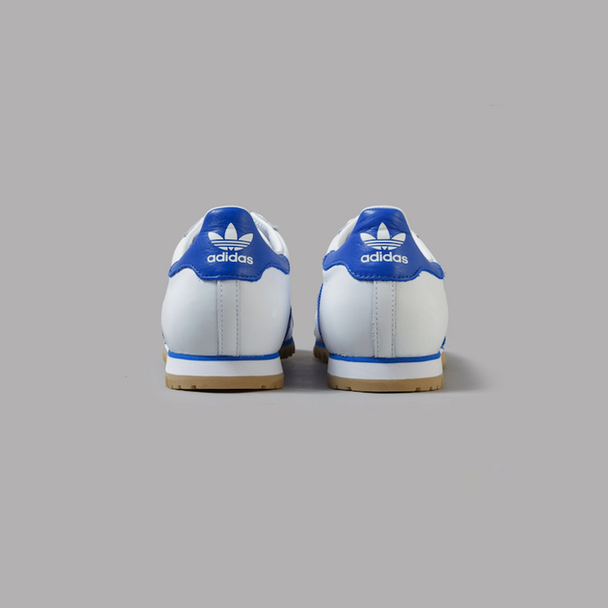 adidas Originals Rom White / Bright Royal / Grey One (2019)