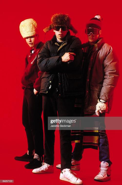 The Beastie Boys (1985)