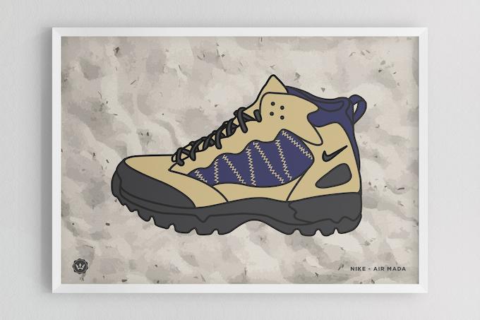 Nike Air Mada (1994)
