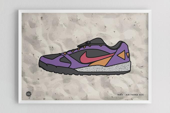 Nike Air Terra ACG (1991)