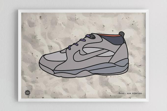 Nike Air Yewtah (1992)