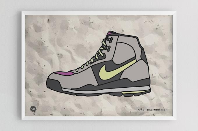 Nike Baltoro High (1990)