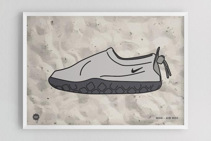 Nike Air Moc (1994)
