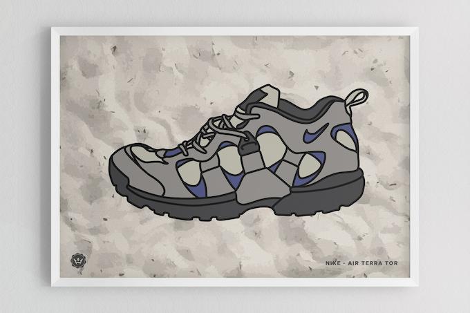 Nike Air Terra Tor (1996)