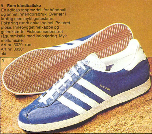 adidas Norway catalog (1979)