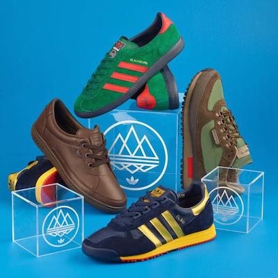 adidas Spezial 2019AW footwear