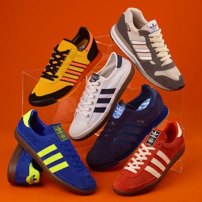 adidas Spezial 2019SS footwear