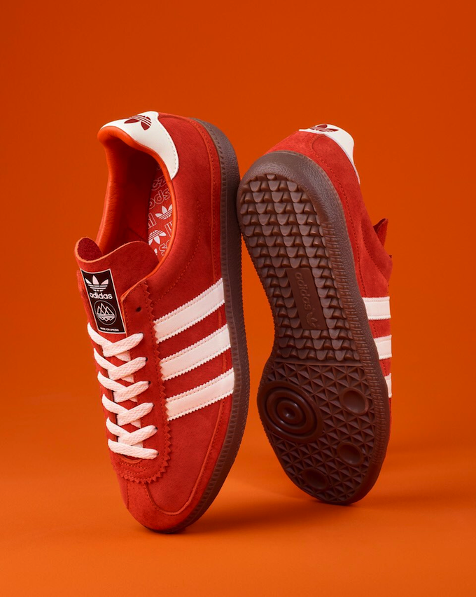 adidas Whalley SPZL (Red)