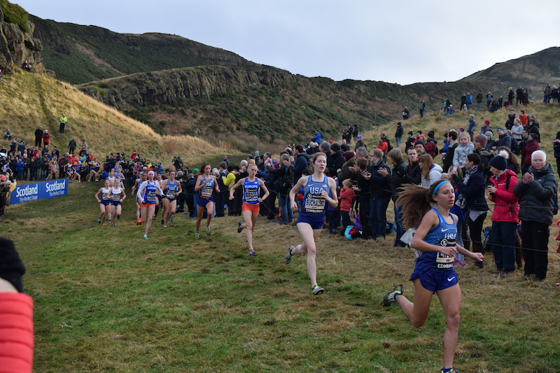 Great Edinburgh International Cross Country 2017