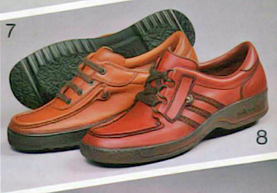 adidas Sevilla and Korsika (1982)