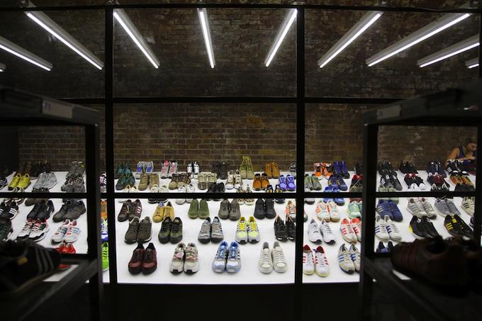 adidas Spezial exhibition (2013)