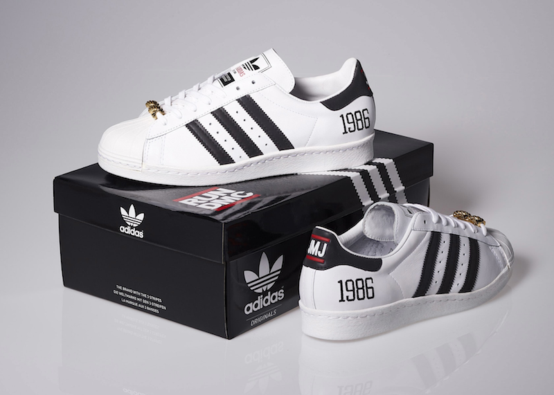 "Run DMC 25th Anniversary ""My adidas"" (2011)"