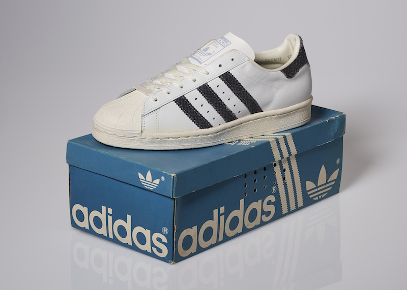 adidas Superstar White/Snake (1982)